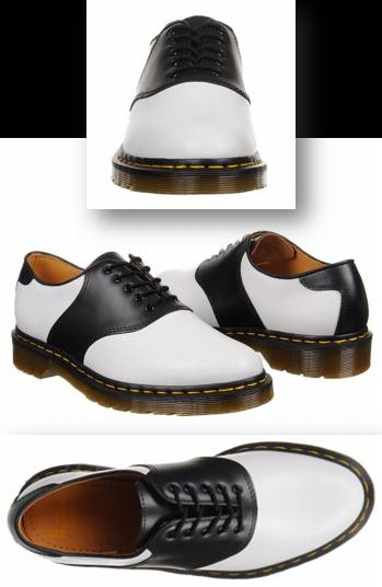 asestilo store black and white oxford shoes for