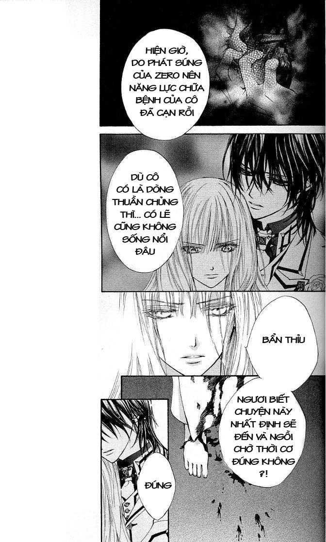 Vampire Knight Chapter 20 - Trang 10