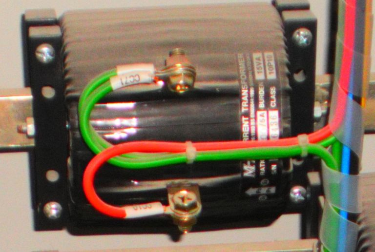 Electrical Installations: DB wiring identification ferrules