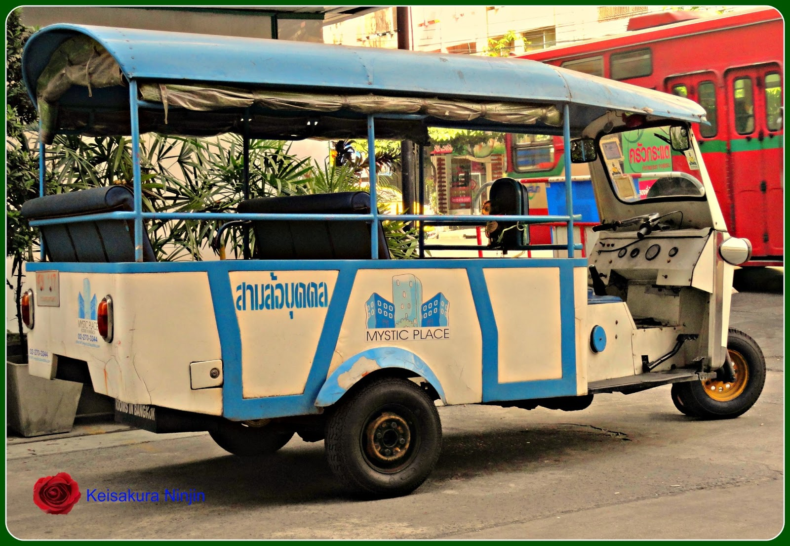 Tuk-Tukmystic place rooms