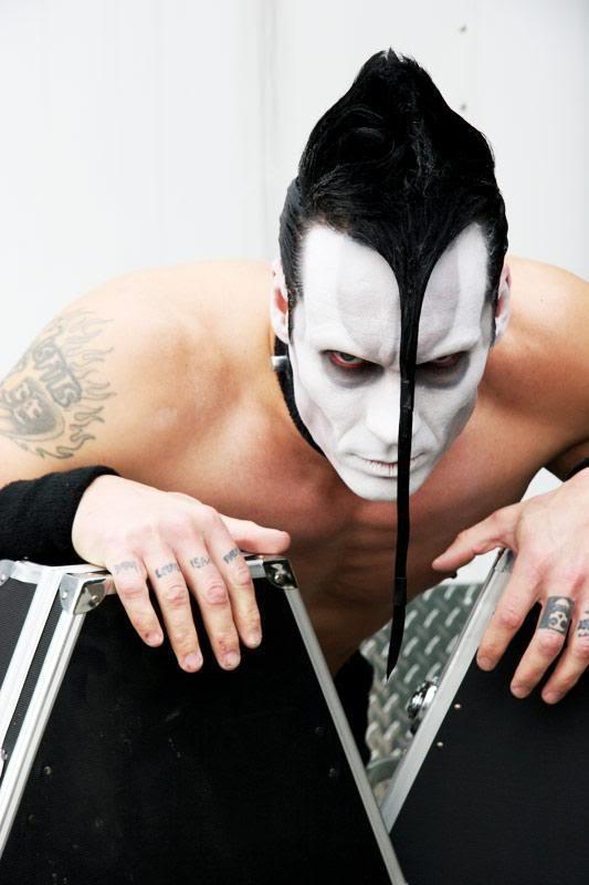 Glenn Danzig Misfits Hair Graveyard Greaser Gang...