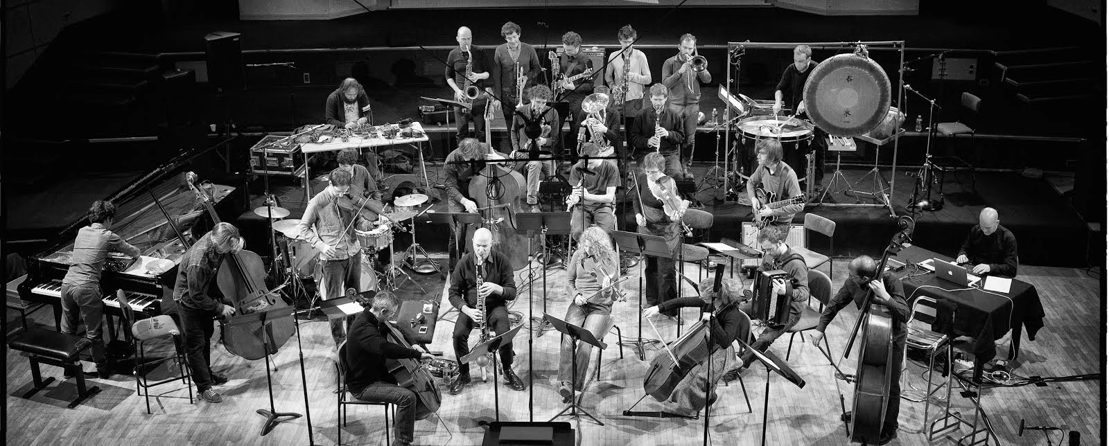 ONCEIM  (Orchestre de Nouvelles Créations, d'Expérimentations et d'Improvisations Musicales)