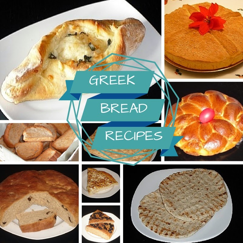 Greek Bread Recipes