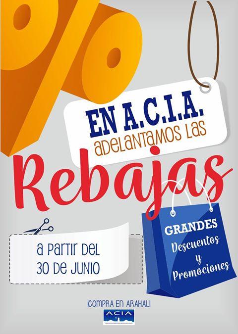 REBAJAS DE VERANO 2017