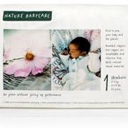 Nature Babycare nappies
