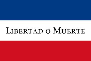 ¡Por un Uruguay libre y cristiano!