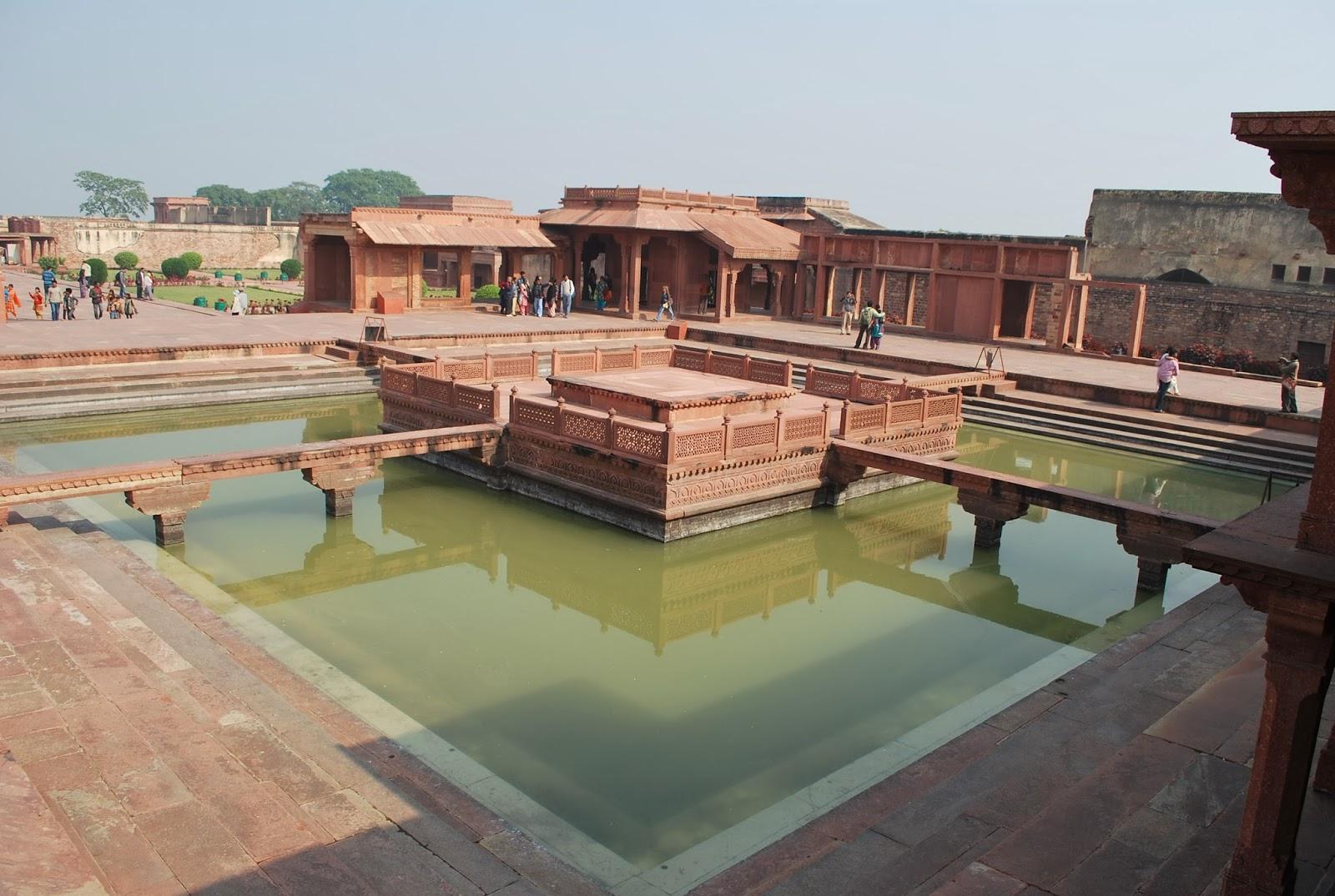 Fatehpur Sikri inde fantôme