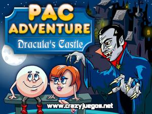 Jugar Pac Adventure Dracula Castle