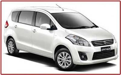 """Review Mobil Suzuki Ertiga GX: MOBIL KHUSUS KELUARGA YANG """"KEPENAK"""""""