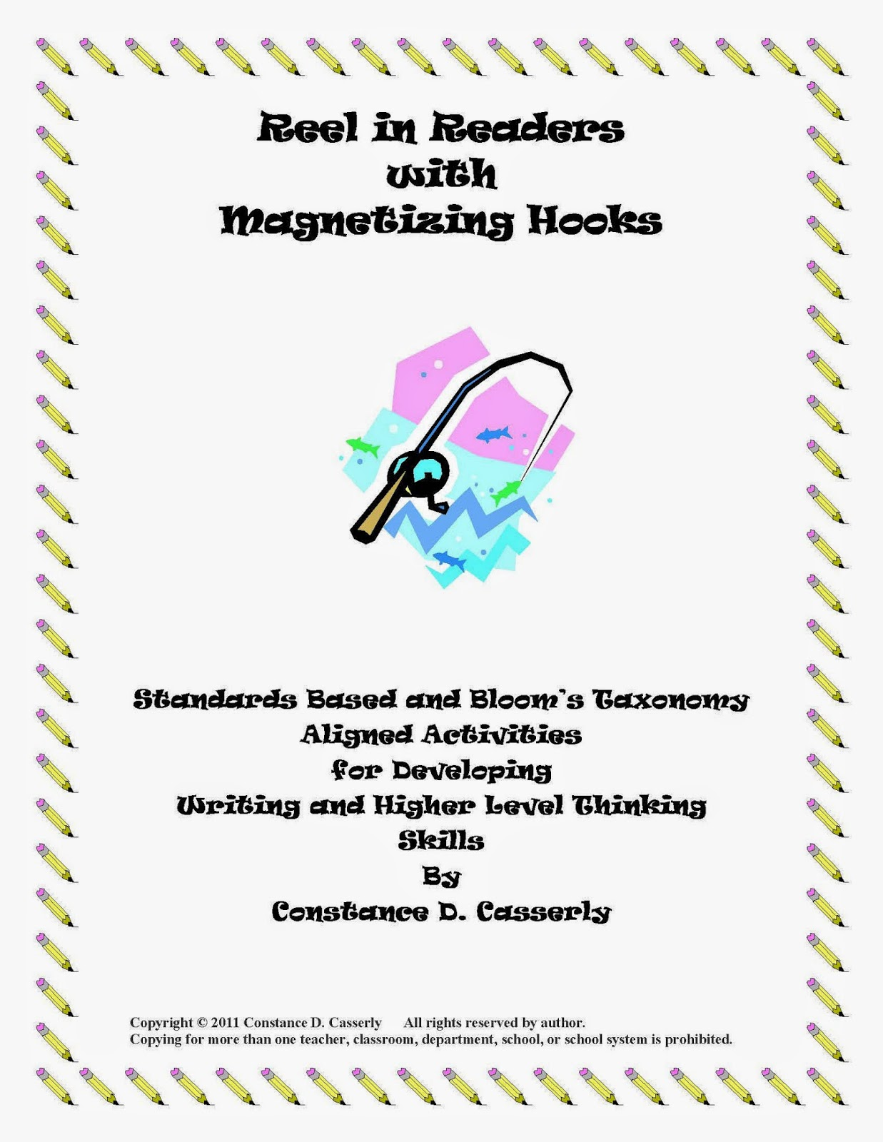 """Reeling in Readers With Magnetizing Hooks"""