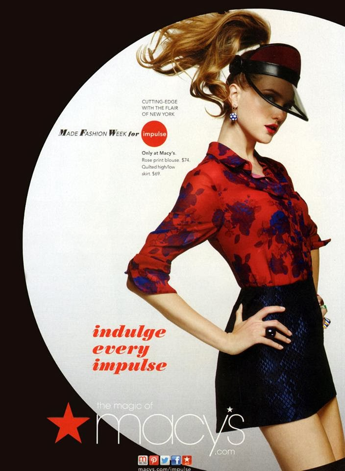 Macy's Impulse Campaign Fall/Winter 2013