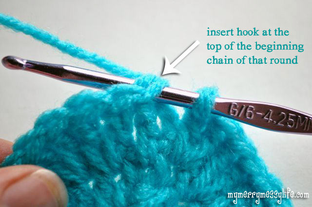 Invisible Join Crochet Amigurumi : How to Join A Round with Invisible Seams {free crochet ...