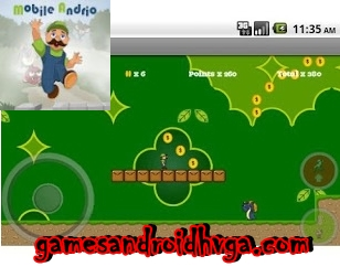 Download Mobile Andrio / Mario para Android v2.10.1 Apk Full Free