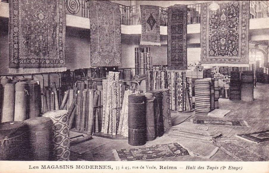commerces immarcescibles magasins modernes reims 2. Black Bedroom Furniture Sets. Home Design Ideas