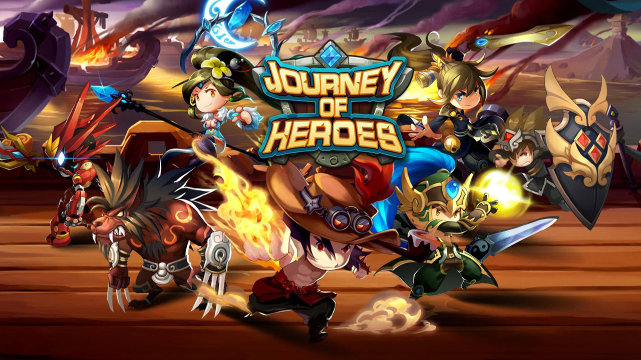 Journey of Heroes Gameplay Android