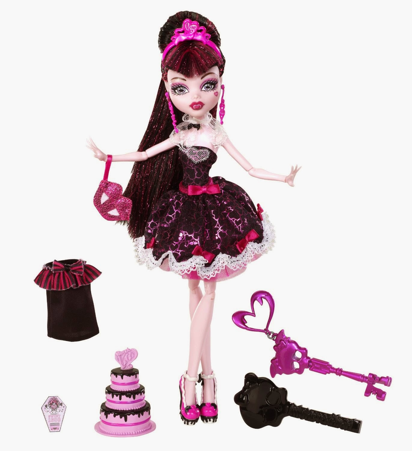 Monster High Toys : Libros y juguetes demagiaxfa toys muñeca draculaura