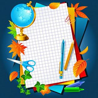 Caratula para cuadernos de kinder kids - Marco utiles escolares