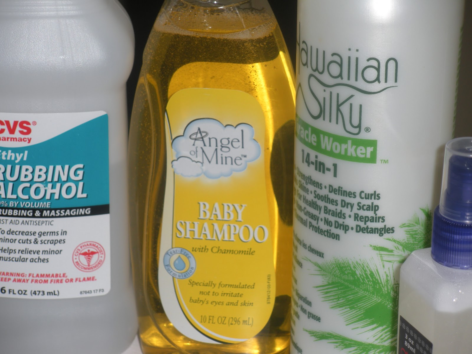 Easy Homemade Shampoo For Natural Hair