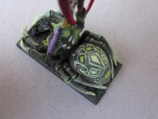 How to Paint Goblin Spider Riders