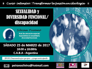 CURSO INTENSIVO en SEXUALIDAD y DIVERSIDAD FUNCIONAL/discapacidad