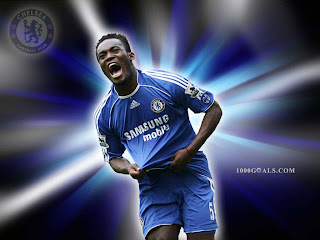 Michael Essien Chelsea Wallpaper 2011 1