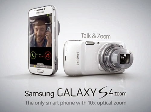 Galaxy S4 Zoom-infoanda