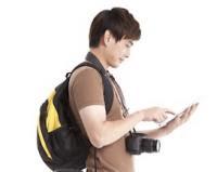cellulari tablet e pc in viaggio