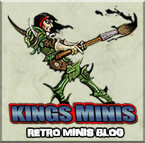 My retro mini blog!