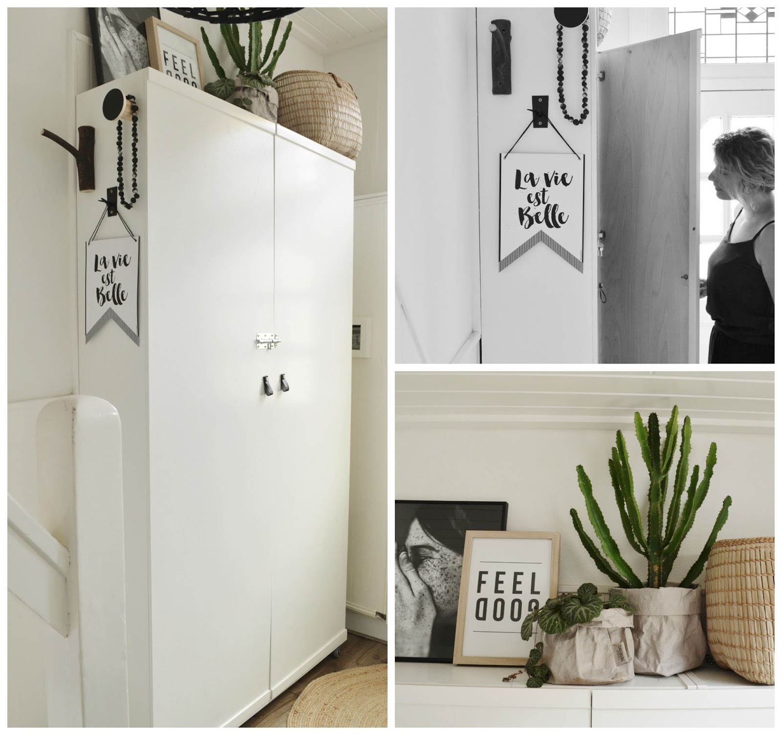 Diy ikea hack: kast voor in de gang