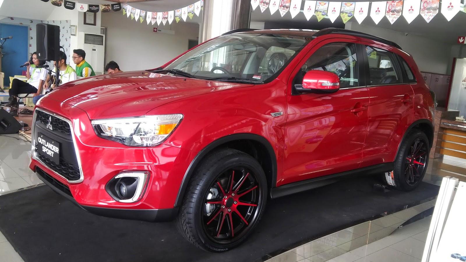 Mitsubishi outlander sport surabaya