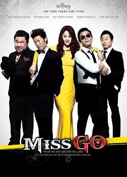 Kẻ Chủ Mưu - Miss Conspirator (2012) Poster