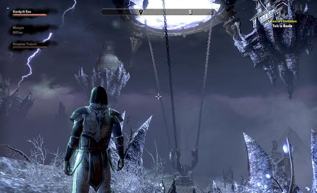 Elder Scrolls Online Coldharbour Anchor