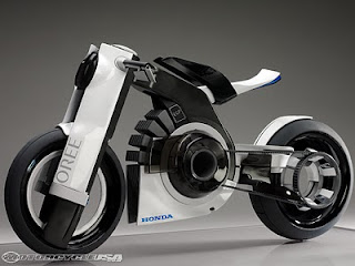 Honda Electric Concept
