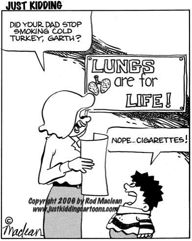 Smoking Relieve Stress