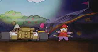 Cena do anime Popolocrois Monogatari