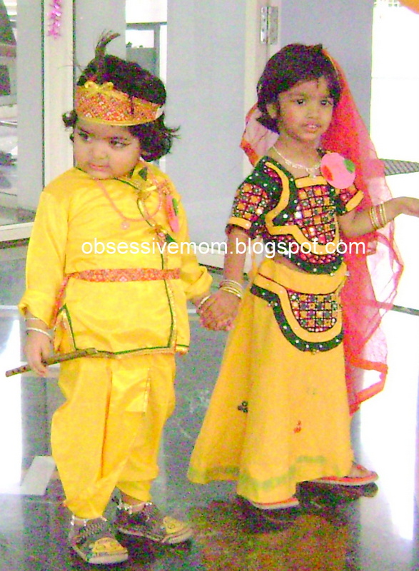 Krishna In Fancy Dress http://obsessivemom.blogspot.com/2012/11/were-different.html