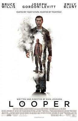 Looper (2012) poster