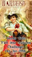 Gecko Galz October Challenge
