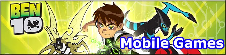 Ben 10 Mobile Games Online