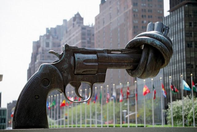 L'Assemblea generale ha approvato il primo trattato sul commercio internazionale delle armi
