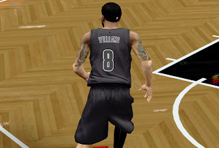 NBA 2K13 PC White Christmas Jersey Fix Patch