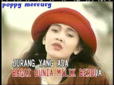 Lagu Kenangan  Poppy Mercury