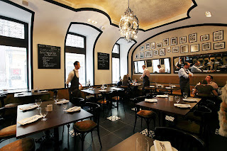 borkonyha winekitchen étterem bisztró bistro budapest beltér