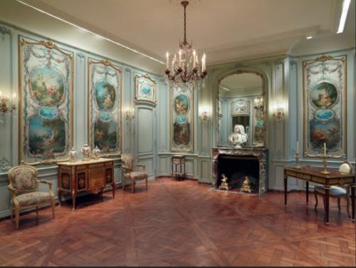 La sala Boucher