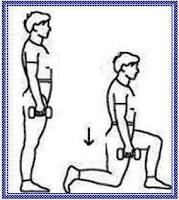 Este ejercicio sólo debe realizarse en un rango de movimiento que no te cause dolor. Si te duele deja de  hacerlo y realiza una consulta con un profesional. Cuerpo en forma