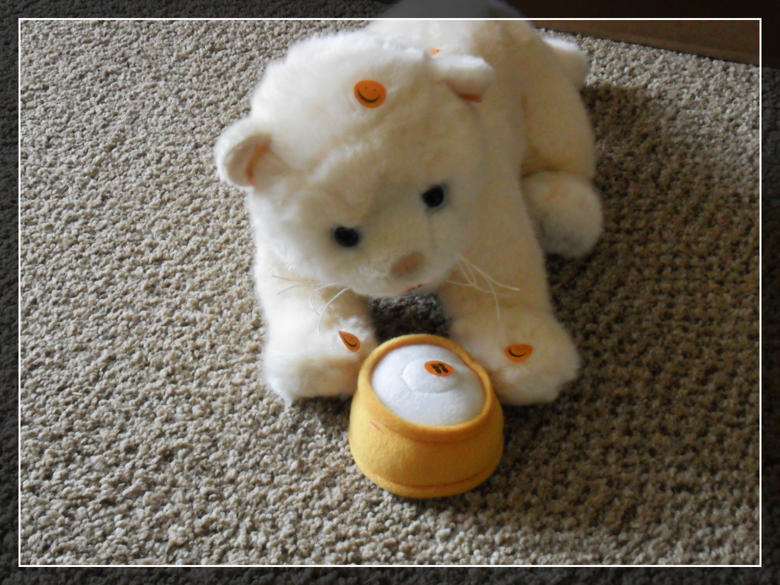 Teaching kids how to care of a pet with Teeboo. Review