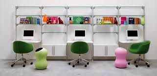 Shelving System For Office