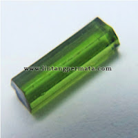 Batu Permata Natural Green Tourmaline