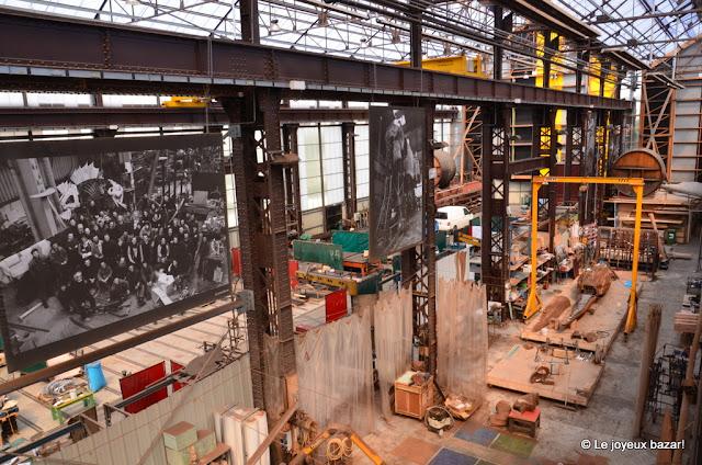 le voyage à Nantes - atelier des machines de l'île