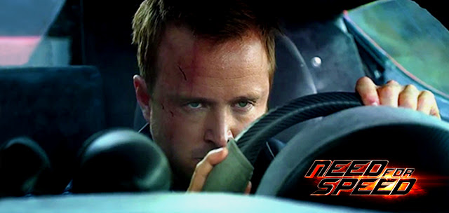 Aaron Paul In Need For Speed Movie 2014